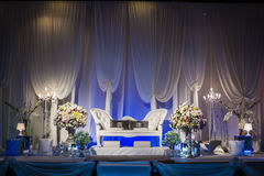 Wedding Altar Stock Image