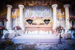 Wedding Altar Royalty Free Stock Images