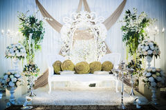 Wedding Altar Royalty Free Stock Photo