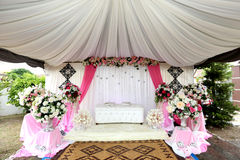 Wedding Altar royalty free stock photography
