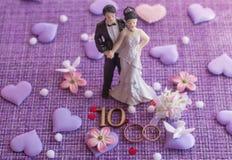 Wedding anniversary, anniversary. Holiday greetings royalty free stock photo