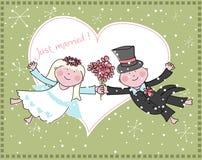 Wedding announcement Stock Photos