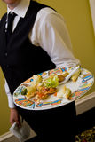 Wedding Appetizers Royalty Free Stock Photo