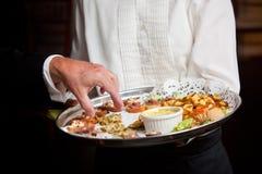 Wedding appetizers Stock Photo