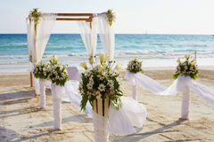 Wedding arch a Royalty Free Stock Photography