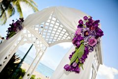 Wedding Arch Stock Images