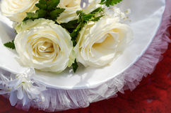 Wedding arrangement Stock Images
