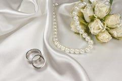 Wedding arrangement Royalty Free Stock Photography