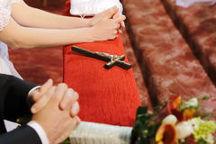 Wedding atmosphere Stock Images