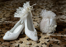 Wedding attire Royalty Free Stock Images