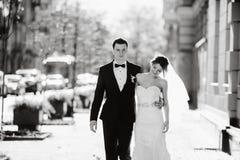 Wedding autmn Royalty Free Stock Photography