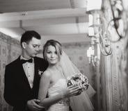Wedding autmn Royalty Free Stock Photo