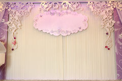 Wedding Backdrop Stock Photos