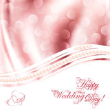 Wedding background Stock Photos