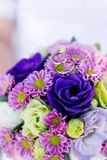 Wedding background bouquet and rings.The bride`s bouquet . declaration of love. Wedding card, day details stock image