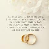 Wedding background Royalty Free Stock Image