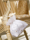 Wedding bag Royalty Free Stock Images