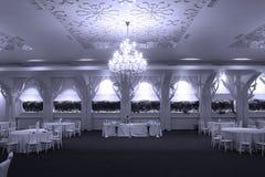 Wedding ballroom Royalty Free Stock Photography