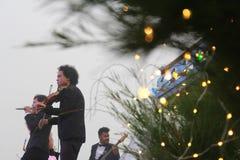 Wedding band group Royalty Free Stock Photos