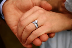 Wedding Bands Stock Images