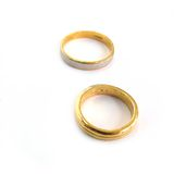 Wedding Bands Stock Photography