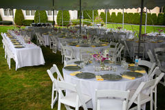 Wedding Bankett lizenzfreie stockfotos