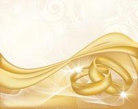 Wedding banner Stock Photography