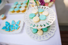 Wedding and Banquet Cake Stock Photo
