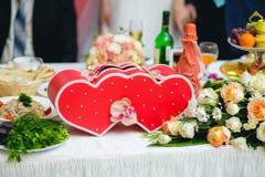 Wedding Banquet Interior Stock Photography