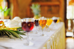 Banquet Royalty Free Stock Photography