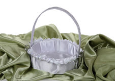 Wedding basket Royalty Free Stock Photos