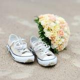 Wedding on a beach Stock Photo