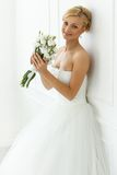Wedding. Beautiful bride Stock Photography