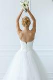 Wedding. Beautiful bride Stock Photo