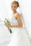 Wedding. Beautiful bride Royalty Free Stock Photo