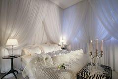 Wedding bedroom Royalty Free Stock Photos