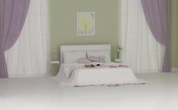 Wedding bedroom Stock Image