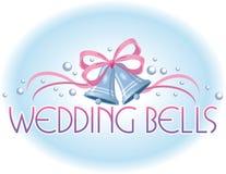 Wedding Bells Stock Image