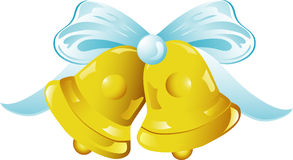 Wedding bells icon Stock Photo