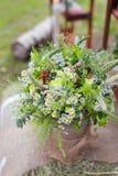 Wedding berries in jar Stock Photos