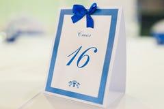 Wedding blank card Stock Photo