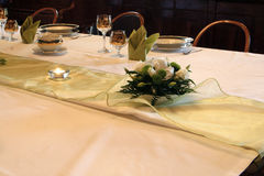 Wedding board Royalty Free Stock Image