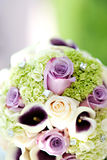 Wedding Boquet. A beautiful wedding floral boquet stock photography