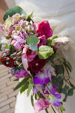 Wedding bouget Stock Photo