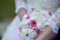 Wedding bouguet Royalty Free Stock Photo