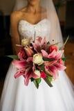 Wedding bouqet Stock Image