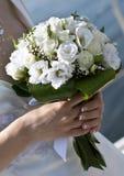 Wedding  bouquet Stock Photos