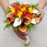 Wedding Bouquet Stock Images