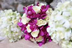 Wedding bouquet. Stock Photo
