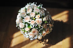 The wedding bouquet Stock Photography